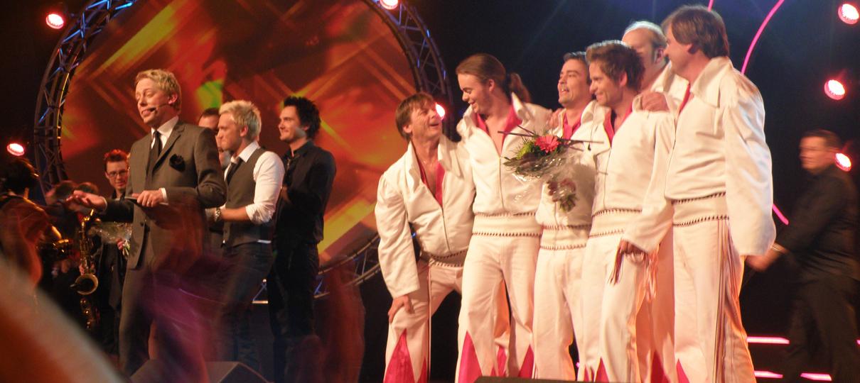 Vinnare av Dansbandskampen 2008
