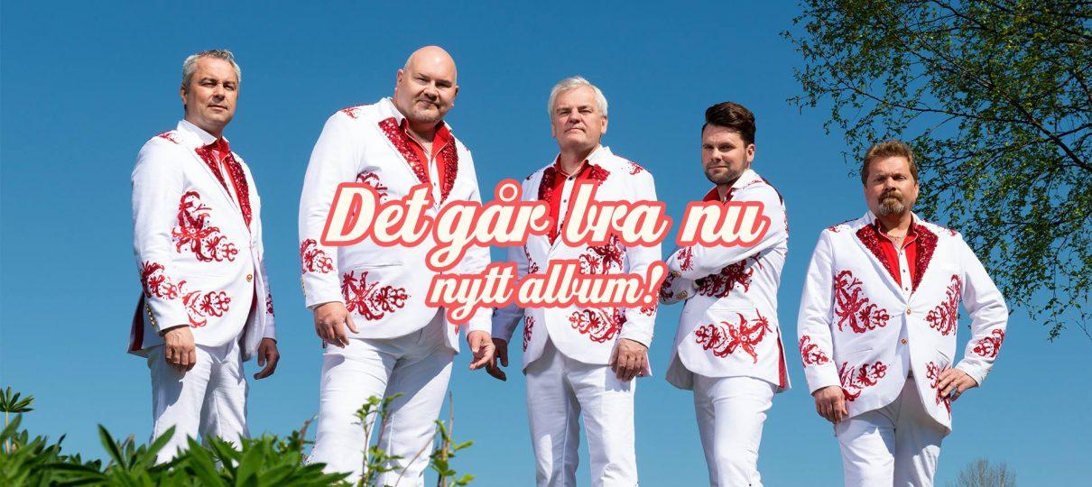 Nytt album ute nu!