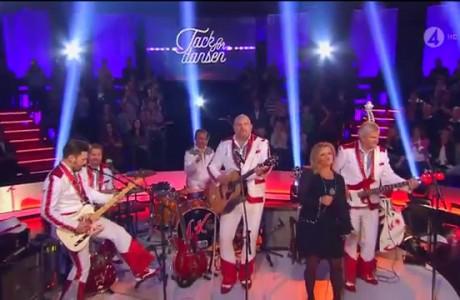 Larz Kristerz & Elisabeth Andreassen – Hjärtat bankar – Tack för dansen